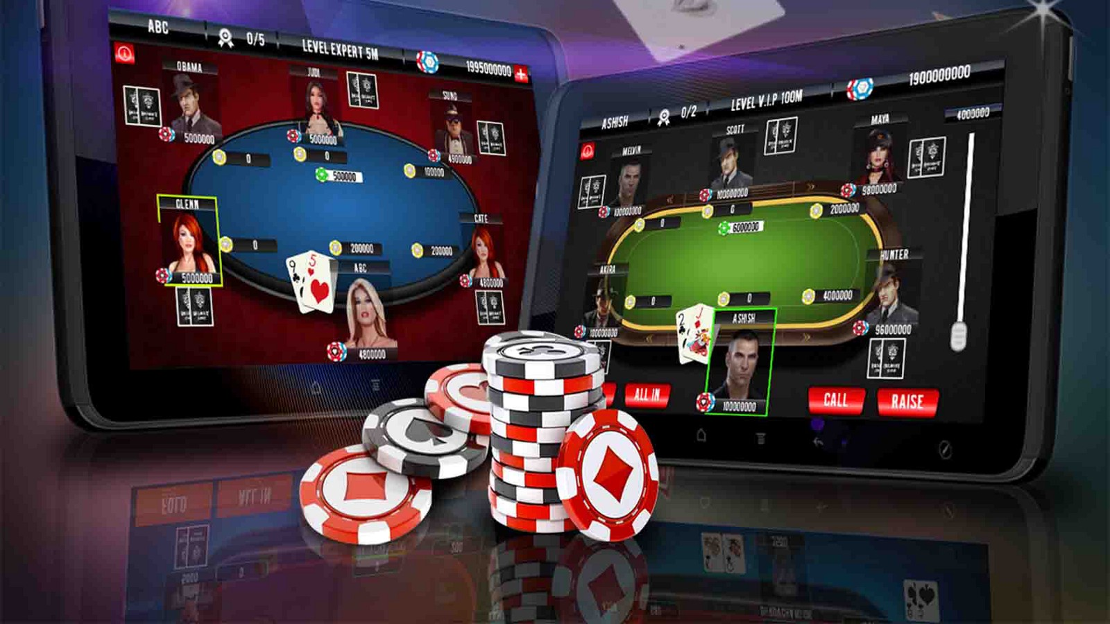Internet Poker Future Beckons