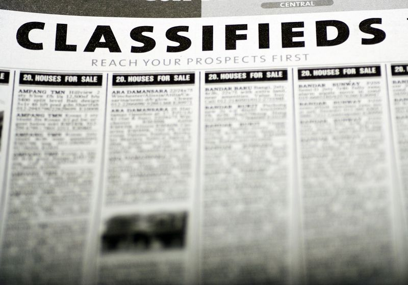 Local Classifieds In Second Hand Products, the USA For Sale