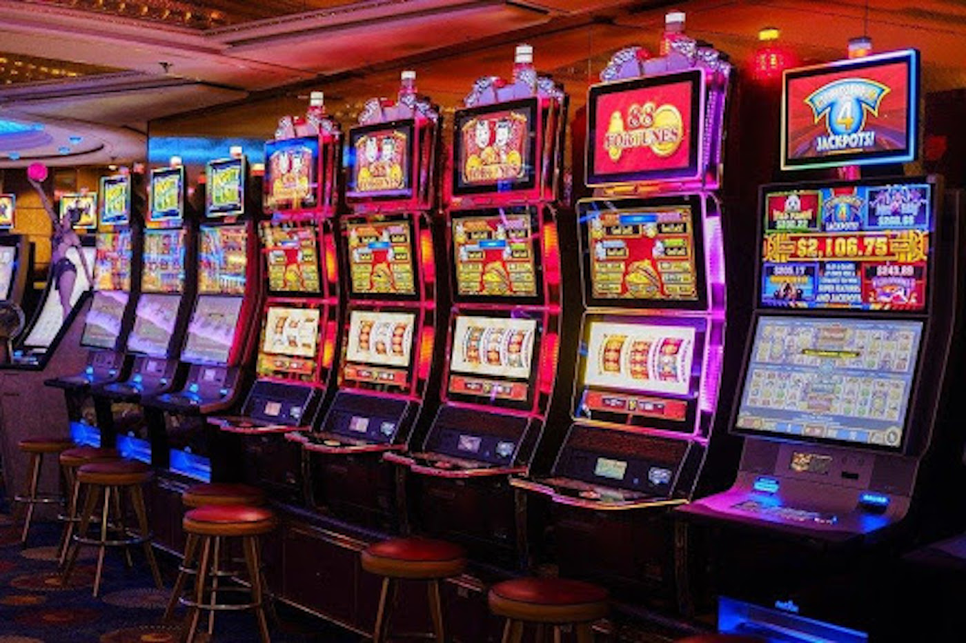 Days To A Much Better Casino Tips