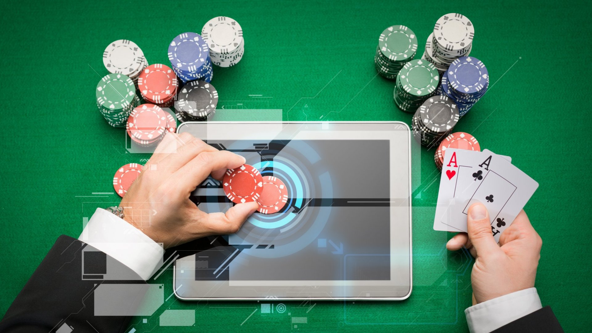 Rules About Gambling Online Meant To Be Broken