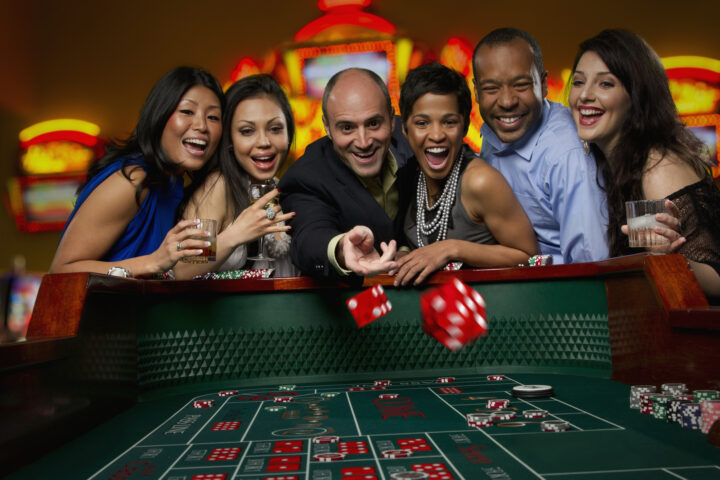 Learn How To Be Blissful At Casino