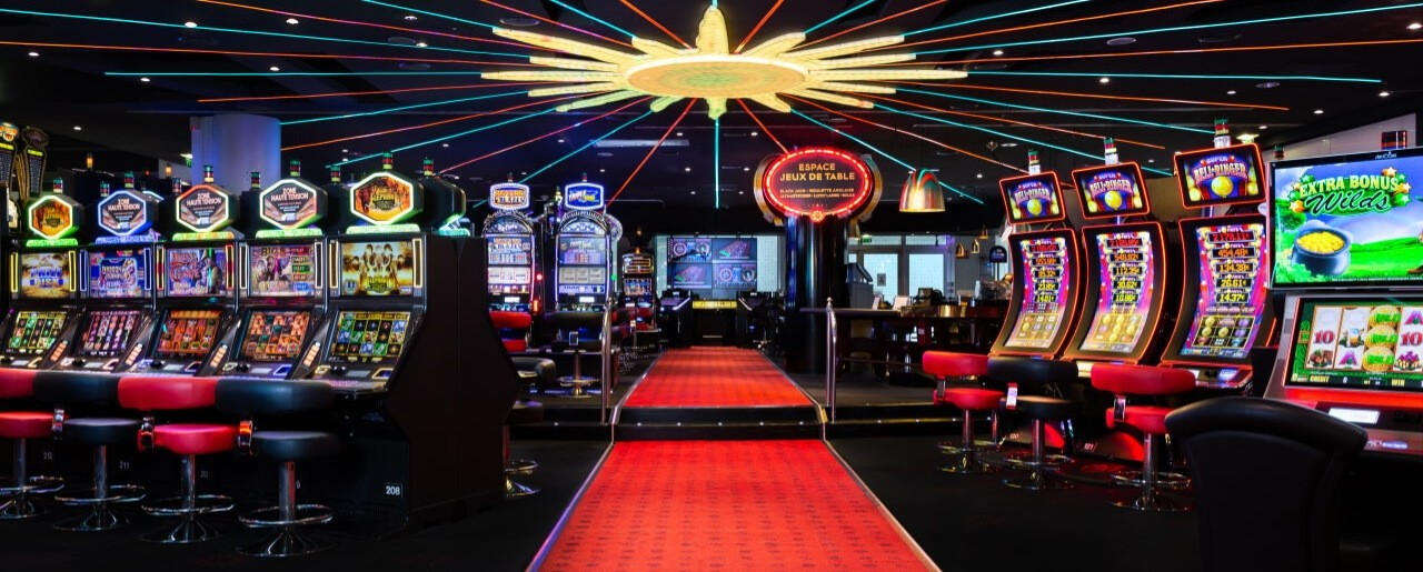 Quick Story: The Truth About Casino Game