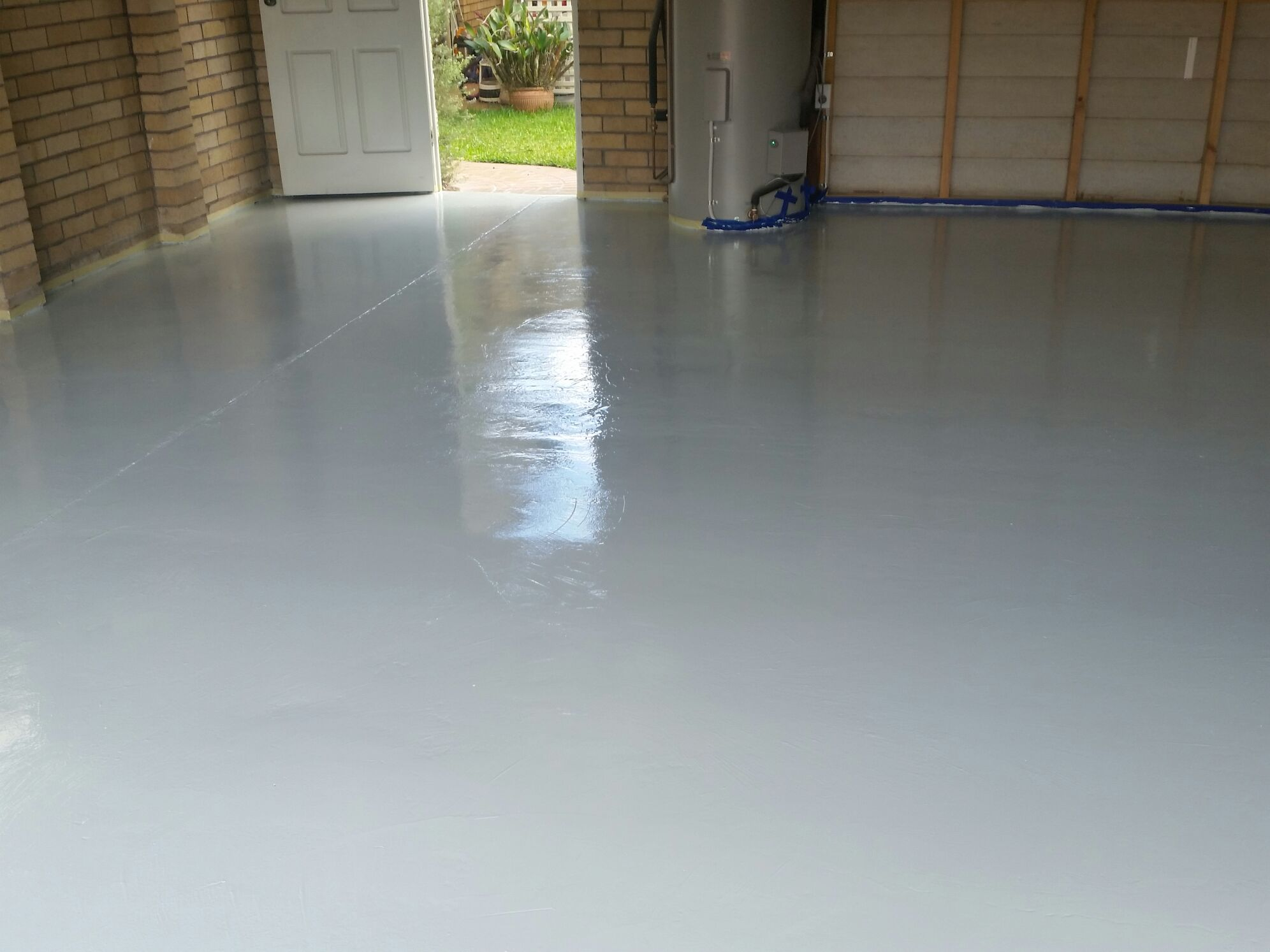Best Garage Floor Paint Options