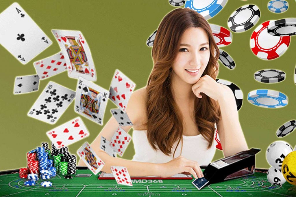Playing Poker On Online Poker Sites – Gambling