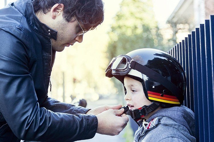 Kids Motorcycle Helmets Exactly How to Pick