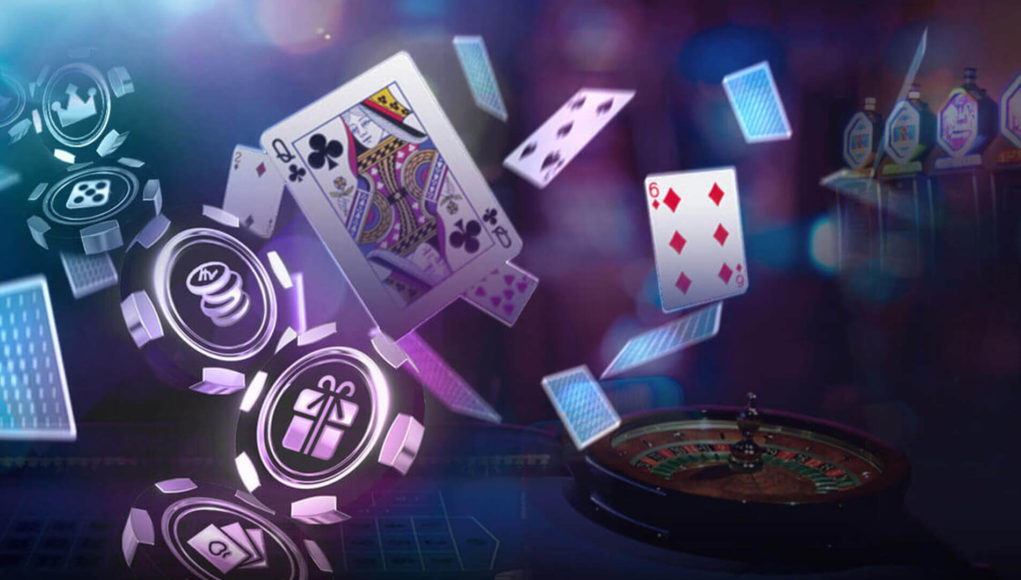 Free Video Clip Casino Poker Slots Video Game By