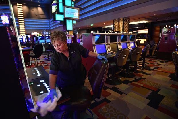 The Untold Secret To Mastering Gambling In Just Six Days